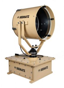 Seematz Halogen searchlight
