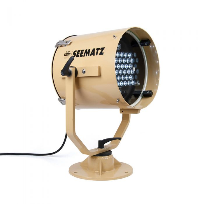 Seematz LED searchlight