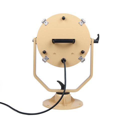 Seematz LED searchlight back