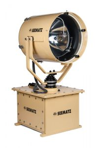 Seematz Xenon searchlight
