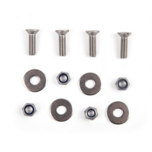 Set screws for plate