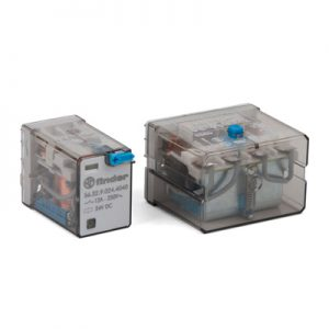 Main power relay (2 pcs)