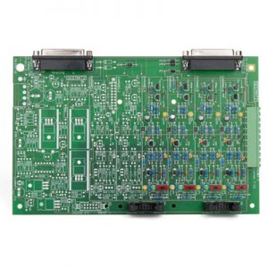 Main control circuit board for 4 wipers type Ocean.