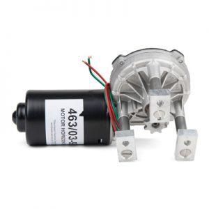 Motor for horizontal movement