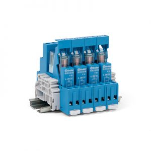 4 coupling Relay with socket