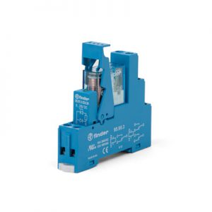 Coupling Relay with socket