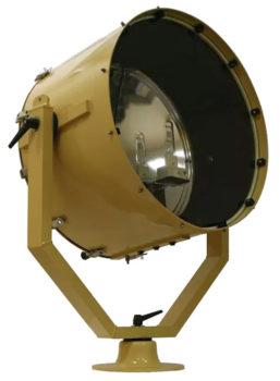 Suez searchlight