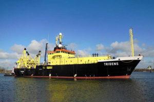 Tridens vessel