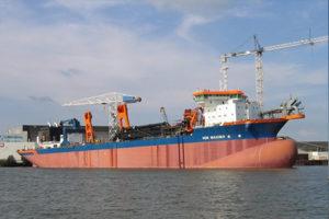 Vox Maxima vessel